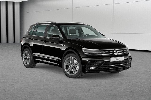 VW New Tiguan 2.0 TSI R-LINE 4Motion DSG 190PS | Auto Hermann