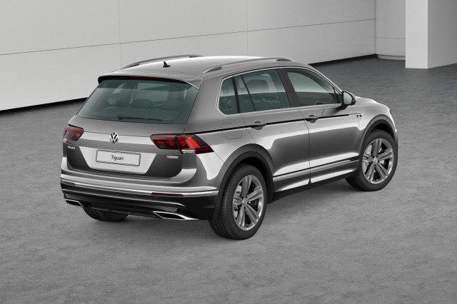 VW New Tiguan 2.0 TSI R-LINE 4Motion DSG 190PS - Auto Hermann