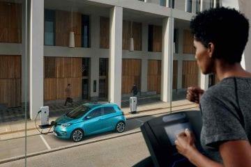NEW Renault Zoe R135 - 100% Elektrisch... ab September 2019 bei uns erhältlich! - Auto Hermann 3
