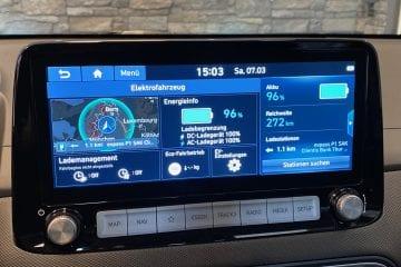 Elektro Mobilität 2.0 - der neue Hyundai KONA Elektro ist bei uns eingetroffen! - Auto Hermann AG 9