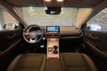 Elektro Mobilität 2.0 - der neue Hyundai KONA Elektro ist bei uns eingetroffen! - Auto Hermann AG 11