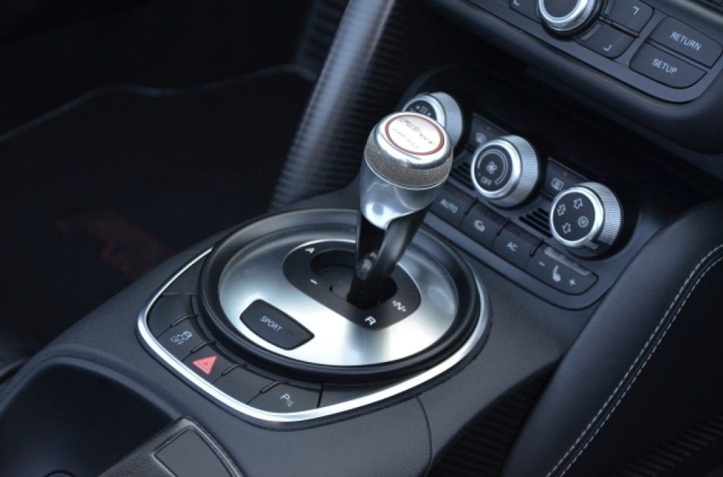 AUDI R8 GT Spyder 5.2
