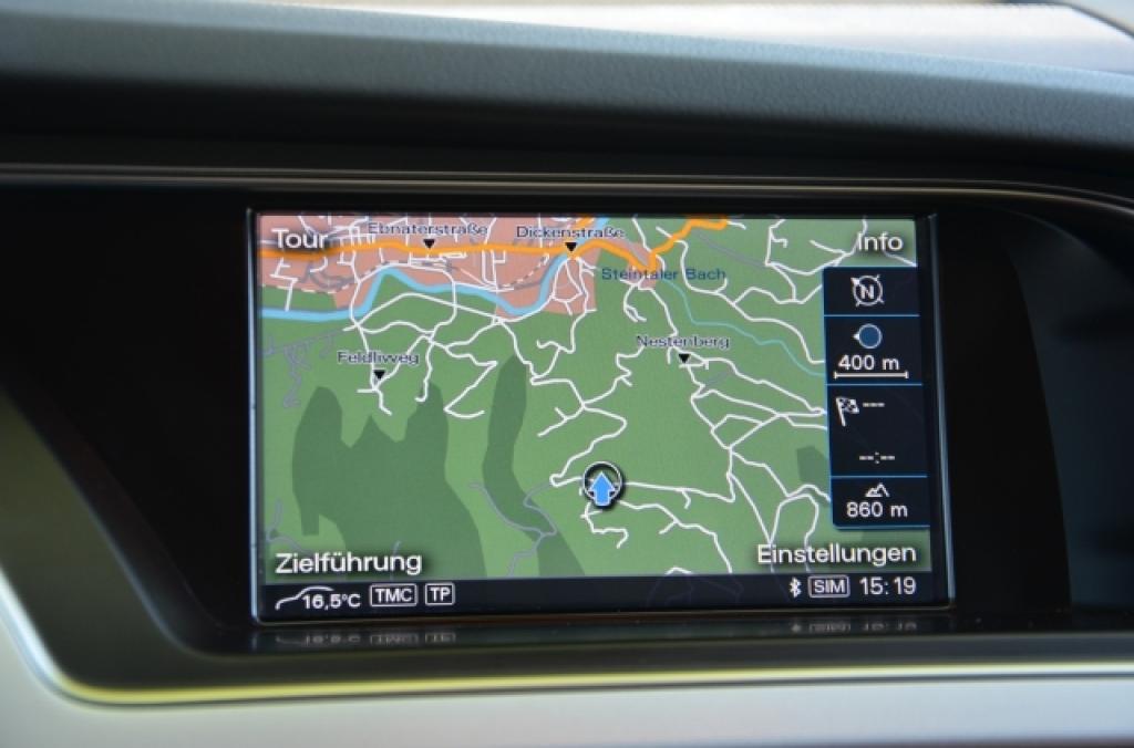 AUDI S4 Avant 3.0 TFSI quattro S-tronic