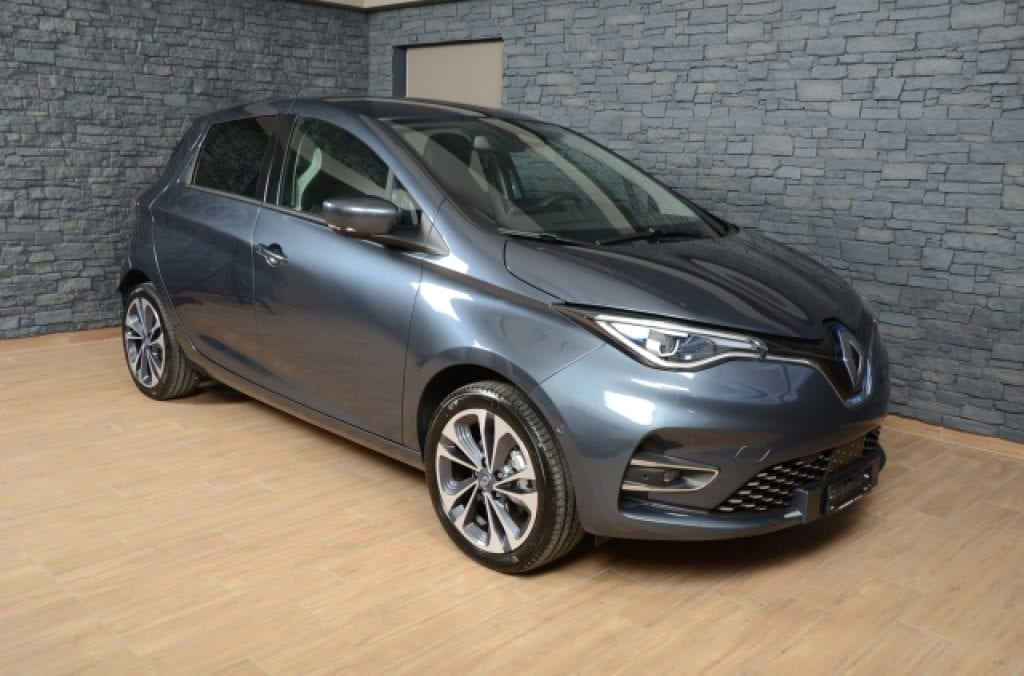 RENAULT NEW Zoe Intens R135 (52kWh)